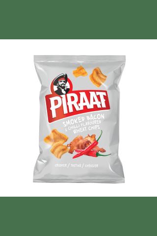 Čipsi Piraat ar bekona un čili garšu 40g