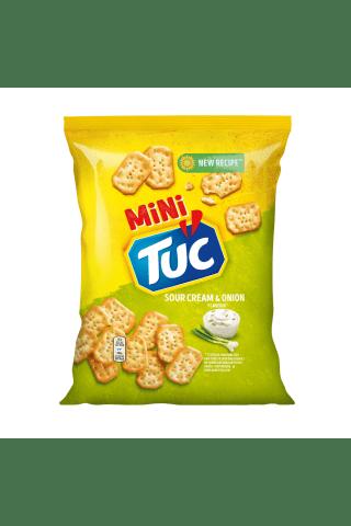 Krekeri Lu TUC mini krējuma un sīpolu 100g