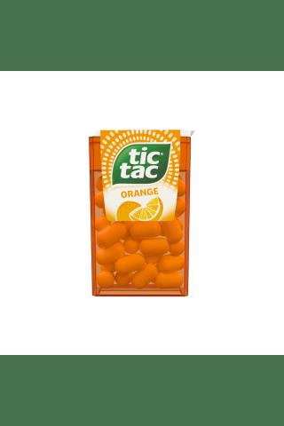 Dražejas Tic Tac apelsīnu 18g