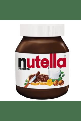Nutella Šokolado-Riešutų Kremas, 600G