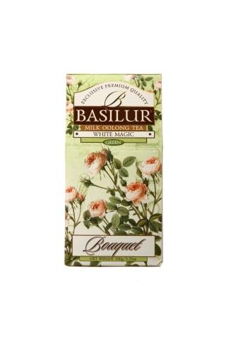 Žalioji arbata BASILUR BOUQUET, 100 g