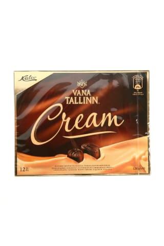 Šokoladiniai saldainiai VANA TALLINN, 124 g