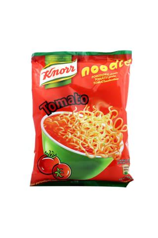 Ātri pagatavojamās nūdeles Knorr ar tomātu garšu 61g