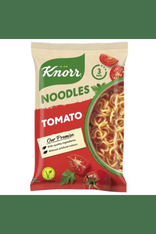 Nūdeles Knorr ar tomātu garšu ātri pagatavojamās 61g