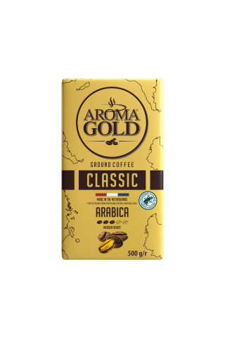 Kava AROMA GOLD IN-CUP, 500 g