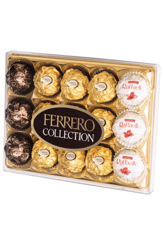Ferrero Collection Saldainiai T15, 172G