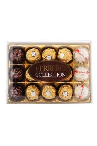 Konfektes Ferrero Collection 172g