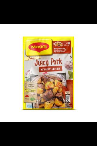 Ruošinys sultingai kiaulienai su bulvėm MAGGI IDEA, 30 g