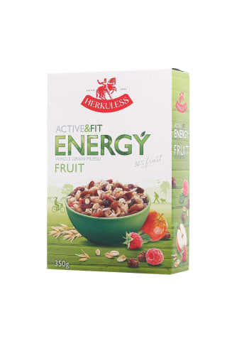 Musli Herkuless Active&Fit Energy Fruit 350g