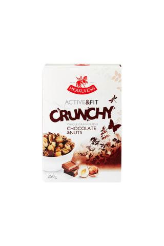 Herkuless active&fit crunchy choco&nuts musli