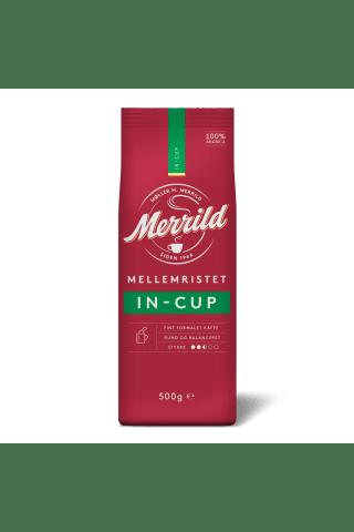 Malta kava MERRILD IN-CUP, 500 g