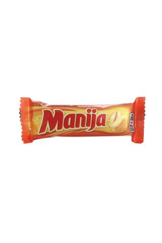 Šokolādes batoniņš Manija ar zemesriekstiem 49g