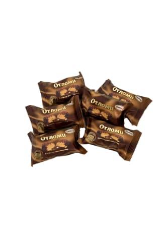 Šokolādes konfektes Otlomi kg