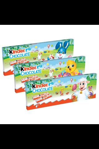 Kinder Šokoladas T12, 150G