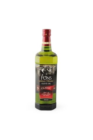 Olīveļļa, kas sastāv no rafinētām olīveļļām un neapstrādātām olīveļļām, Pons