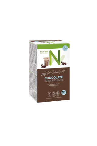 Šokolado skonio kokteilis NUTRILESS, 165 g