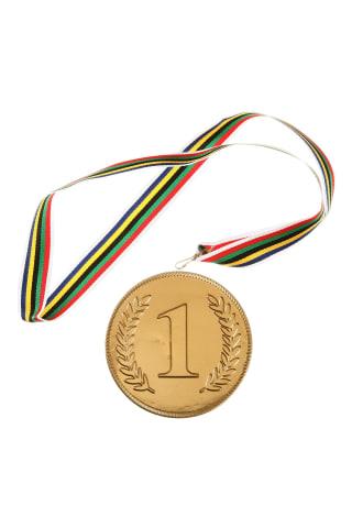 Šokoladinis aukso medalis, 58 g