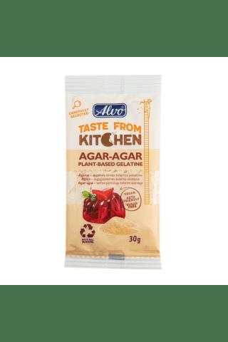 Augalinis želatinos pakaitalas AGAR AGAR, 30 g