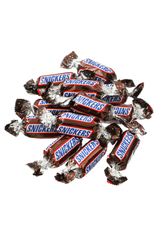 Saldainiai SNICKERS, 1 kg