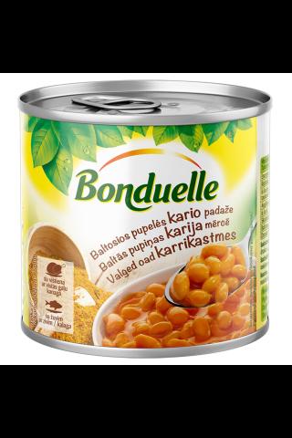 Baltos pupelės kario padaže BONDUELLE, 430 g