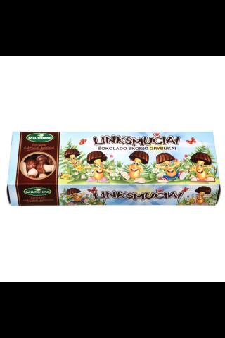 Šokolado skonio grybukai LINKSMUČIAI, 170 g
