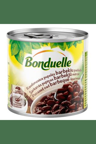 Raudonos pupelės bbq padaže BONDUELLE, 430 g