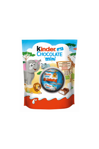 Šokolāde Kinder chocolate mini 120g