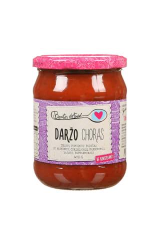 Pomidorų padažas DARŽO CHORAS, 490 g