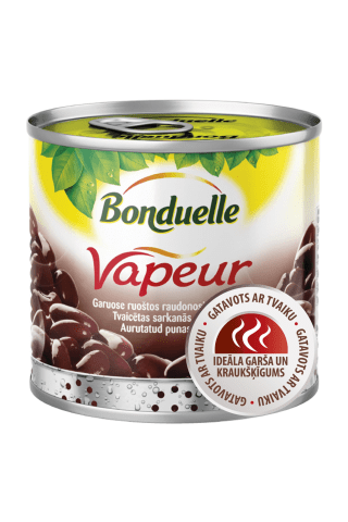 Pupiņas Bonduelle Vapeur sarkanās 310g