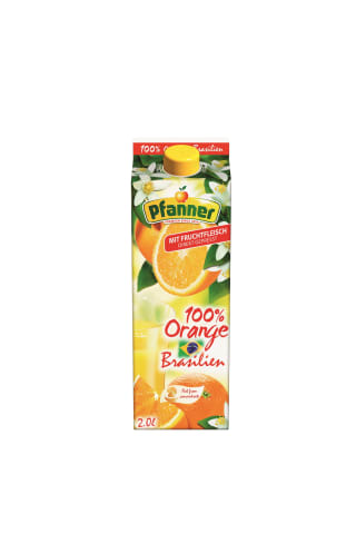 Apelsīnu sula Brazil Orange 2l
