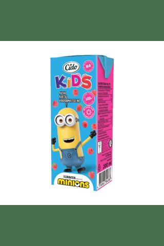 Dzēriens Zoo Minions aveņu 0.2l