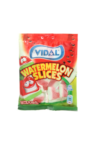 Guminukai VIDAL WATERMELON SLICES, 100 g