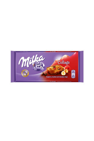 Milka collage frt 93g
