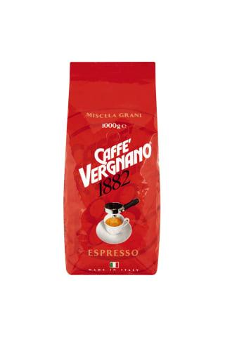 Kavos pupelės VERGNANO Espresso, 1 kg