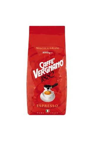 Kafijas pupiņas Caffe Vergnano Espresso 1kg