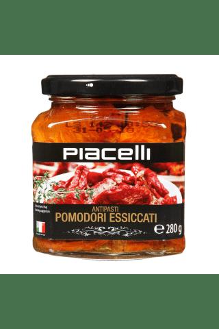 Saulėje džiovinti pomidorai aliejuje PIACELLI, 280 g
