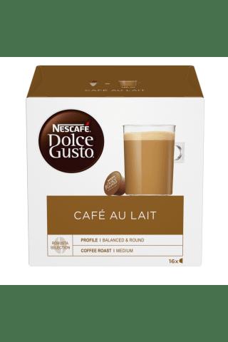 Kafija kapsulās Dolce Gusto Café Au Lait 160g