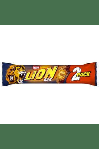 Šokolādes batoniņš lion standart 2pack 28x60g