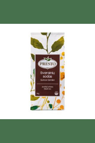 Juodoji arbata Svarainių sodas PRESTO, 80 g