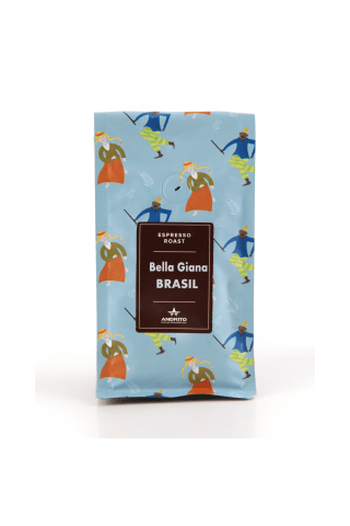 Kafijas pupiņas Andrito Brasil Espresso 250g