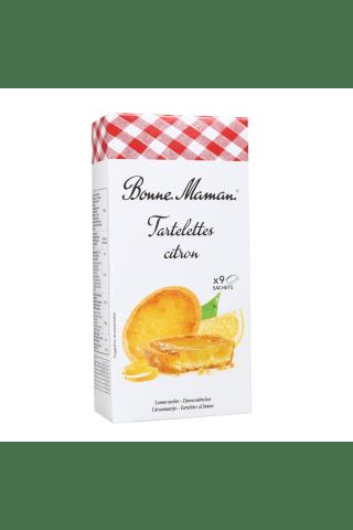 Sausainiai tartaletės su citrina BONNE MAMAN, 125 g