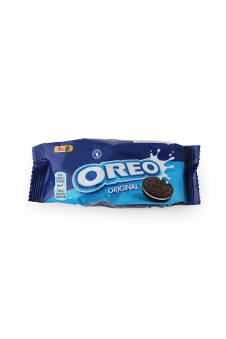 Sausainiai OREO su vanilės skonio įdaru, 44g