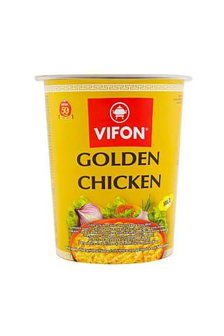 Vistas zupa Vifon Golden ar makaroniem 60g