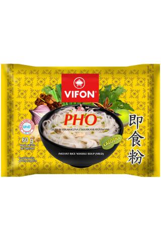 Zupa Vifon Pho ar rīsu nūdelem vjetnamiešu 60g