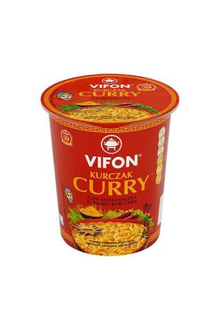 Vistas zupa ar makaroniem Vifon curry krūzīte 60g
