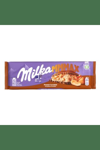Šokolāde Milka ar zemesriekstiem karamelē 276g