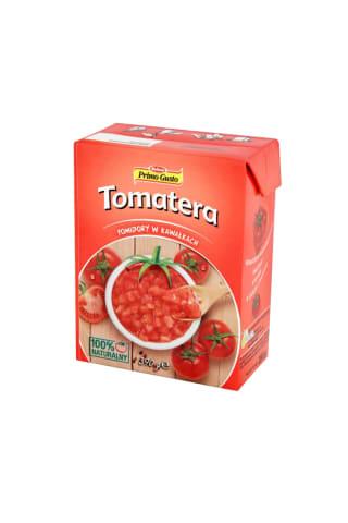 Nulupti pomidorai savo sultyse MELLISA, 390 g