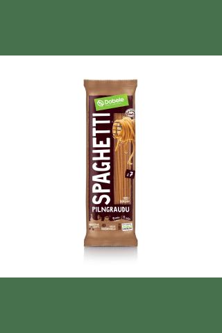 Makaroni pilngraudu Dobele Spaghetti nr.7 500g