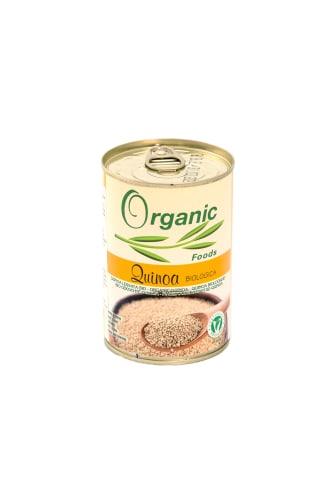 Vārīta kvinoja Organic foods 400g