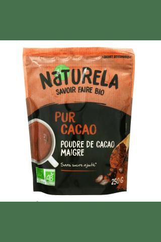 Ekologiška kakava NATURELA, 250g